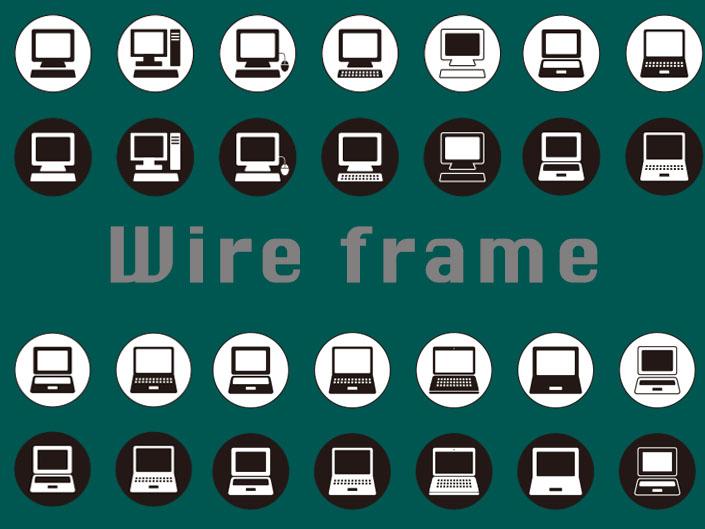 Webページの制作に必須!!ワイヤーフレーム制作方法2パターン
