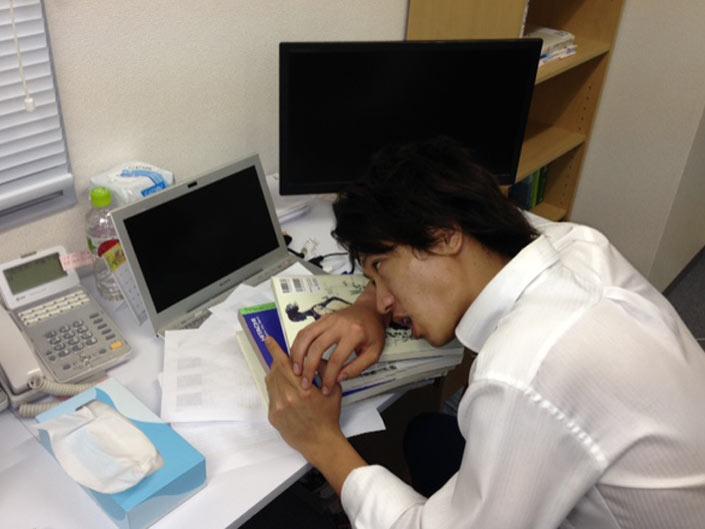 身体が疲れている時の予防法