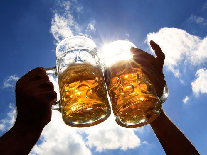 野外ビールイベント