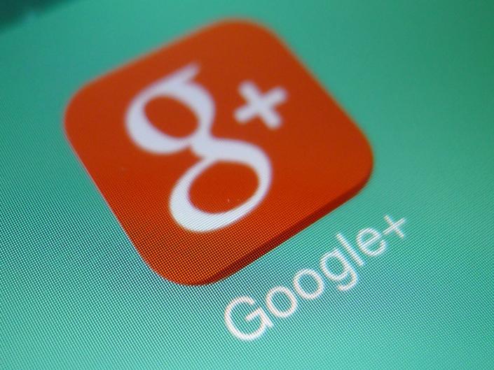 5.google+