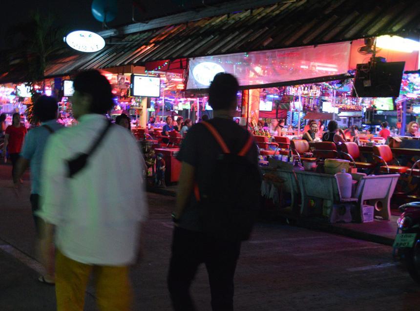 タイのパラダイスナイト②