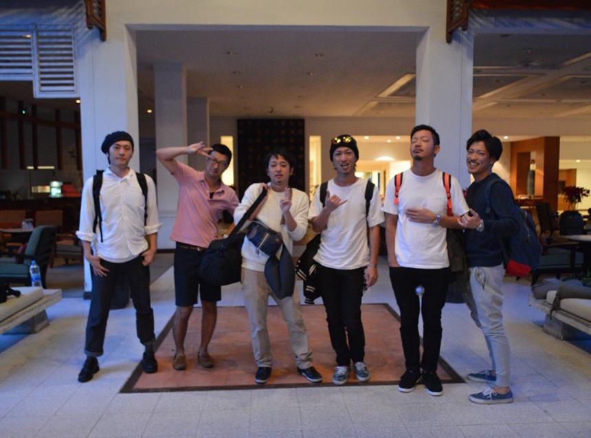 日本へ帰還