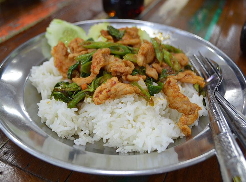 「ザ・タイ料理」