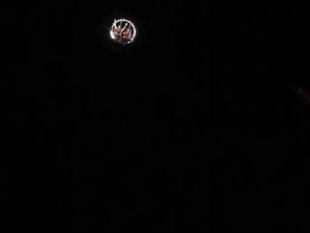 約70メートルから見るグアムの夜景は絶景でした!