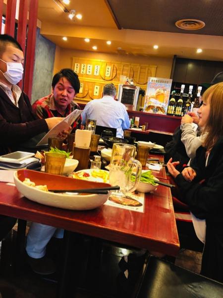 成田空港食事