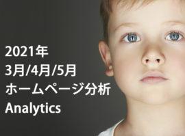 ホームページ分析